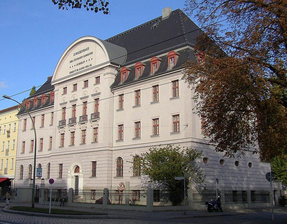 Berlin Pankow orphanage