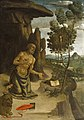 Bernardino Pinturicchio - Saint Jerome in the Wilderness - Walters 371089.jpg