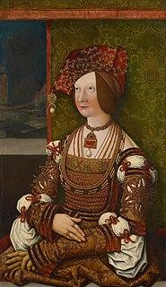Bianca Maria Sforza 16th century empress of the Holy Roman Empire