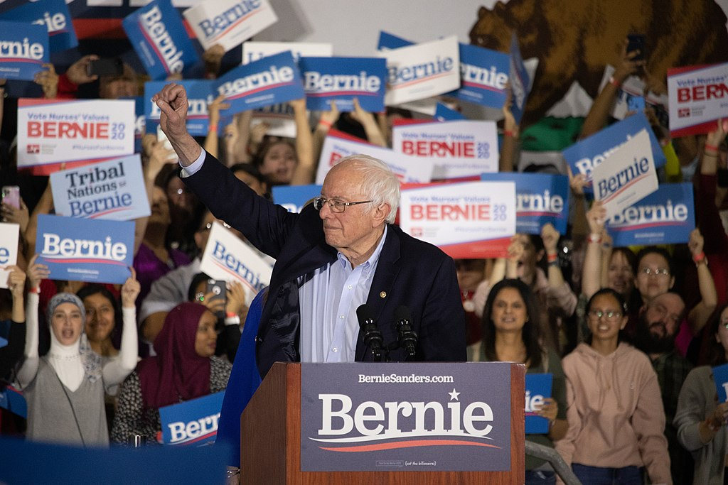Bernie Sanders - Rally at San Jose, CA - 1.jpg