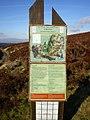 Berwyns NNR information sign - geograph.org.uk - 1172996.jpg