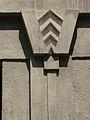 Betlémská kaple na Žižkově - detail kubistického prvku.jpg