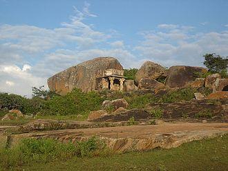 Bhadrabahu - Bhadrabahu Gupha on Chandragiri