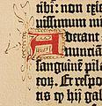 Biblia de Gutenberg, 1454 (Letra A) (21647596058).jpg