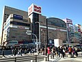 Bic Camera in front of Taikodori Entrance of Nagoya Station.JPG