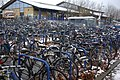 Bicycles at Oxford Station - geograph.org.uk - 320220.jpg