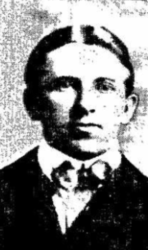 Billy Suter - Suter, c. 1901