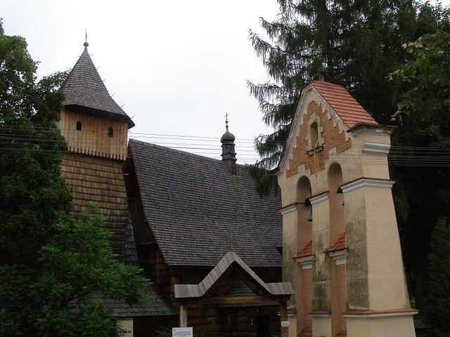 http://upload.wikimedia.org/wikipedia/commons/thumb/9/90/Binarowa_kosciol_3.jpg/640px-Binarowa_kosciol_3.jpg