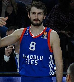 Birkan Batuk Turkish professional basketball player