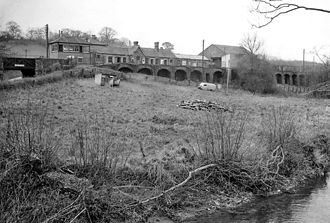 Devon and Somerset Railway - Bishop's Nympton and Molland in 1964