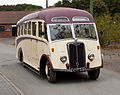 Black Country Living Museum shuttle coach (KTT 689) 1948 Guy Vixen Wadhams, 28 September 2009 (2).jpg