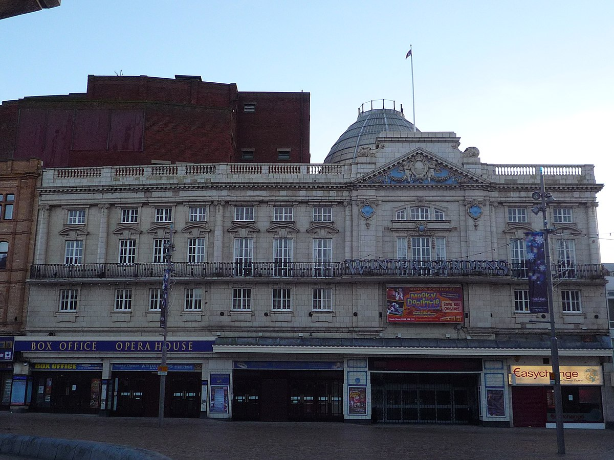Blackpool Council Property Search