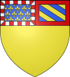 Blason département fr Côte-d'Or.svg