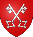 Blason ville uk Saint-Pierre (Jersey).svg