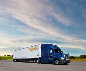 Werner Enterprises - Freightliner Cascadia, February 2016