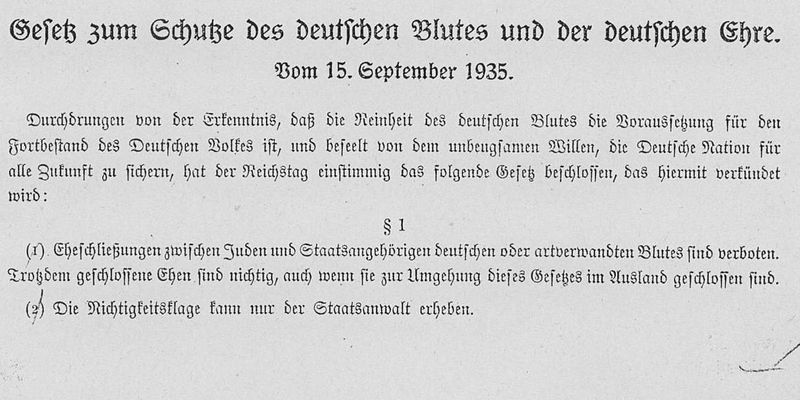 File:Blutschutzgesetz v.15.9.1935 - RGBl I 1146.jpg