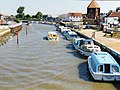 Boats on the river Bure - geograph.org.uk - 889011.jpg