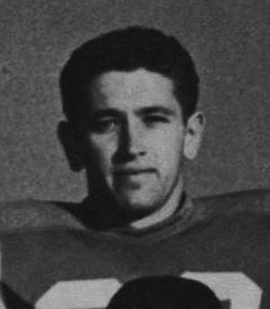 Bob Garner - Image: Bob Garner football
