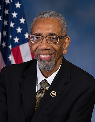 United States congressional delegations from Illinois - Image: Bobby Rush official photo (cropped)