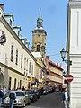 Boczna uliczka odchodząca od rynku - ulica Szersznika - panoramio.jpg