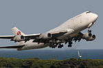Boeing 747-4B5(BCF) Cargolux LX-ACV (8732017543).jpg