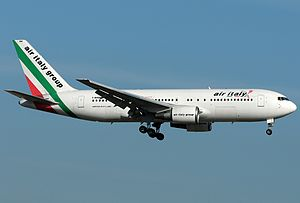 Air Italy - Air Italy Boeing 767-200ER