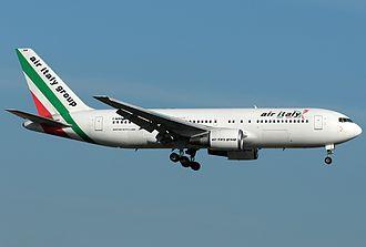 Air Italy (2005–2018) - Air Italy Boeing 767-200ER