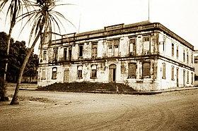 Architecture coloniale à Bolama