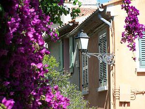 Concours des villes et villages fleuris - Bormes-les-Mimosas (4 flowers).