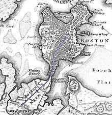 Eine Nacht stand Boston