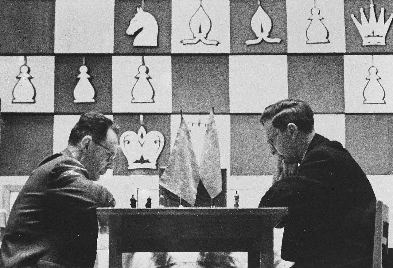 Матч за звание чемпиона мира по шахматам 1957 - Wikiwand