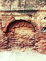 Boundary wall - Shrine of Mahabat Khan, Lahore.jpg