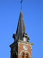 Bovelles clocher (horloges et petites portes) 1.jpg