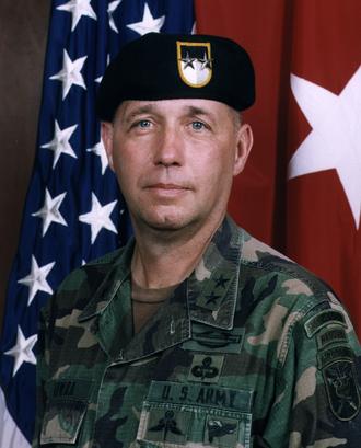 Kenneth Bowra - US Army portrait