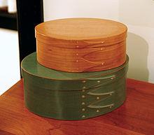 Shaker Style Pantry Box Wikipedia