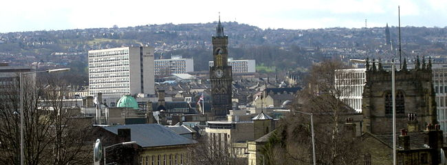 Bradford City Hall - Wikipedia