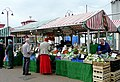 Bradley's vegetables in Wolverhampton Market - geograph.org.uk - 1522689.jpg
