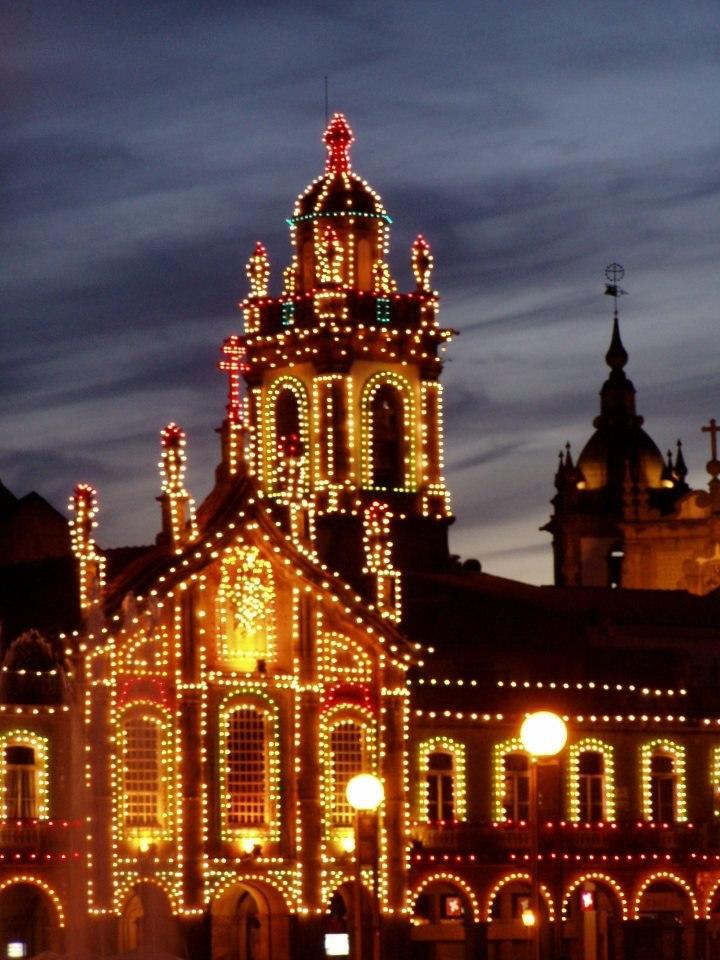 Braga Arcada noite