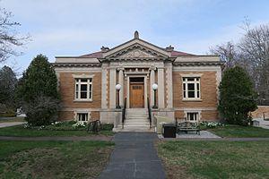 Haddam, Connecticut - Brainerd Memorial Library