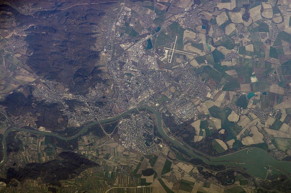 Bratislava, Slovakia Astronaut Imagery