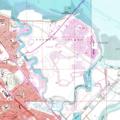 Brewer Island, USGS, 1956.png