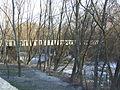 Bridge to Sihoť, Karlova Ves, Bratislava.JPG