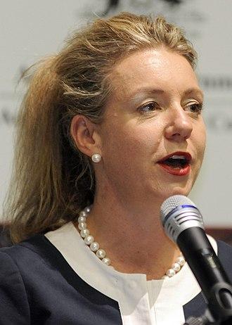 Bridget McKenzie - McKenzie in November 2014