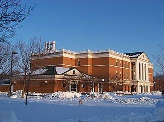 Bridgewater College - McKinney Hall