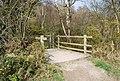 Bridleway heading north into Green Wood - geograph.org.uk - 1252934.jpg