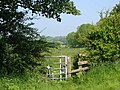 Bridleway near to Denstone College - geograph.org.uk - 458839.jpg