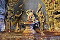 Brihadishwara Temple, Dedicated to Shiva, built by Rajaraja I, completed in 1010, Thanjavur (77) (36827617953).jpg