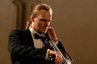 František Brikcius - Czech cellist František Brikcius