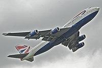 G-BYGB - B744 - British Airways