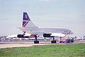 British Airways Concorde; G-BOAB@LHR;04.04.1997 (5491306819).jpg